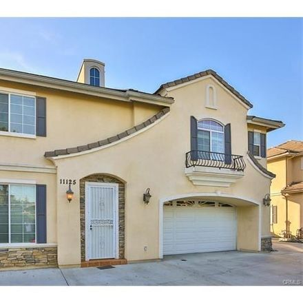 Rent this 4 bed house on 11125 McGirk Avenue in El Monte, CA 91731