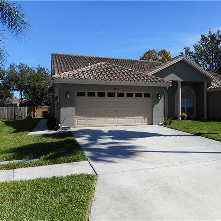 Rent this 3 bed apartment on 1719 Arabian Ln in Palm Harbor, FL