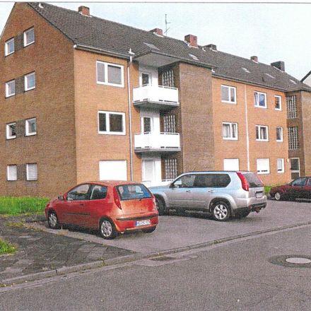 Rent this 2 bed apartment on Odenwaldstraße 26 in 41236 Mönchengladbach, Germany