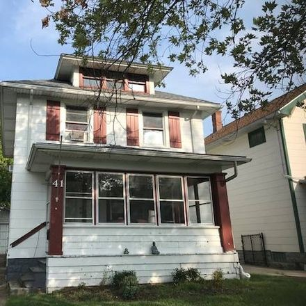 Rent this 3 bed house on 41 Charleston Avenue in Kenmore, NY 14217