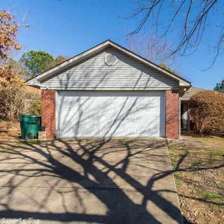Rent this 3 bed house on 2520 Sapphire Drive in Conway, AR 72032