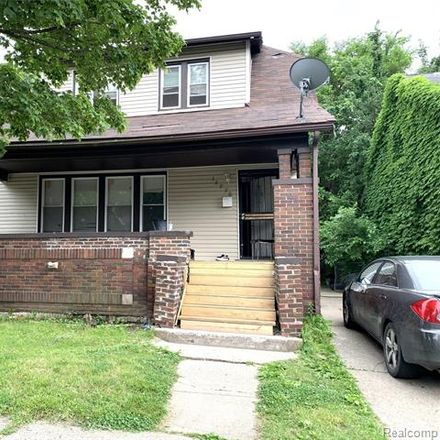 Rent this 2 bed house on 12226 Wilfred Street in Detroit, MI 48213