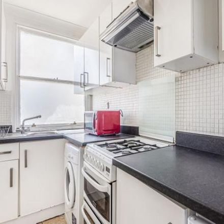 Rent this 1 bed apartment on Hestercombe Avenue in London SW6 5LD, United Kingdom