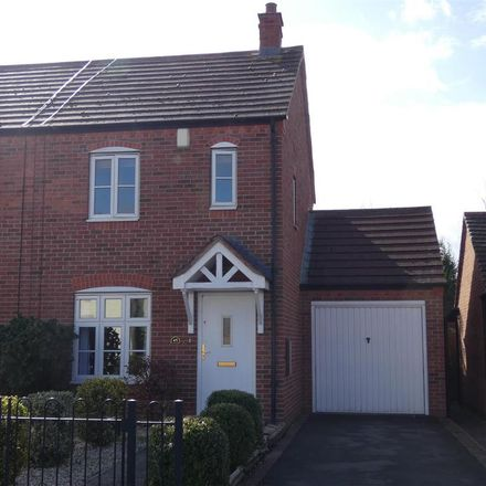 Rent this 2 bed house on The Fordway in Stratford-on-Avon CV37 8QZ, United Kingdom