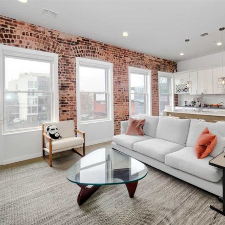 Rent this 3 bed loft on 4th St in Jersey City, NJ