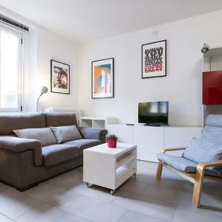 Rent this 2 bed apartment on Milan in Zona Tortona, LOMBARDY