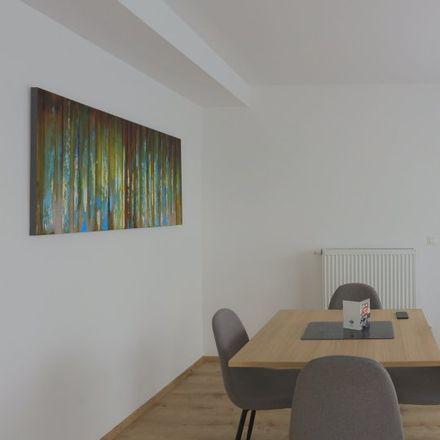 Rent this 1 bed apartment on Gemeentelijke Kinderdagverblijven van de Stad Brussel in Avenue de l'Héliport - Helihavenlaan 52, 1000 Brussels