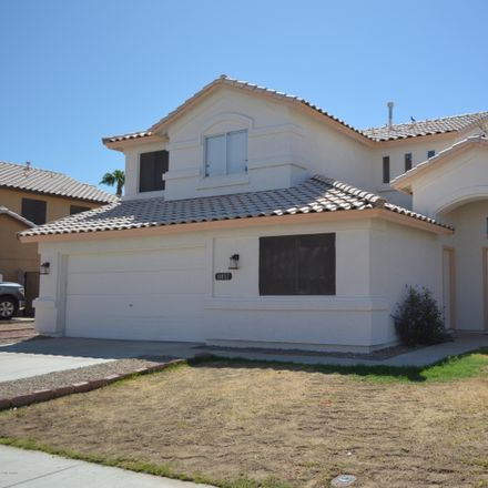 Rent this 4 bed house on West Grant Street in Goodyear, AZ 85338