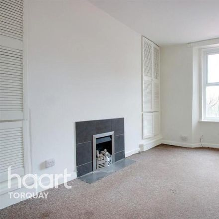 Rent this 1 bed apartment on Braddons Street in Torquay TQ1 1QH, United Kingdom