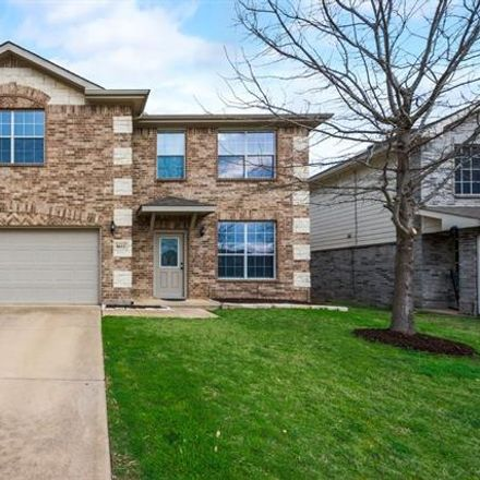 Rent this 4 bed house on 8612 Star Thistle Drive in Fort Worth, TX 76179