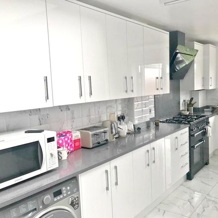 Rent this 3 bed house on Fraser Road in London N9 0BY, United Kingdom