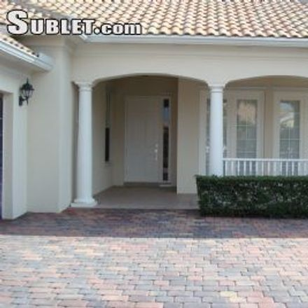 Rent this 5 bed house on Villagewalk Circle in Olympia, FL