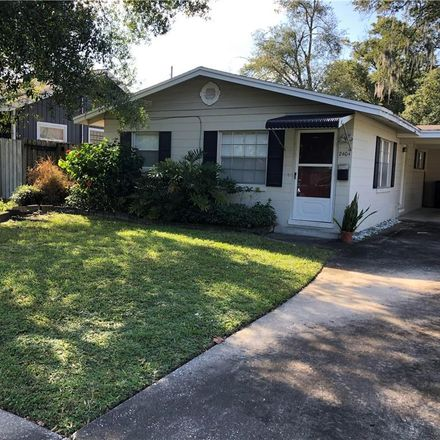 Rent this 2 bed duplex on 2404 Musselwhite Avenue in Orlando, FL 32804