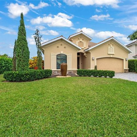 Rent this 3 bed house on 1523 Raffina Ct in Naples, FL