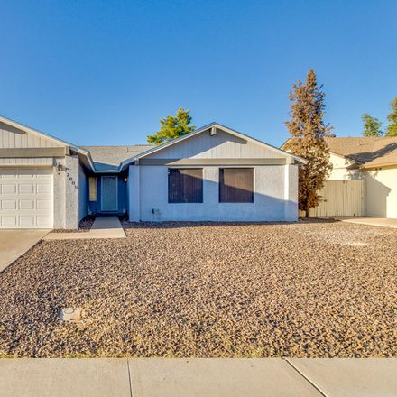 Rent this 4 bed house on 2006 West Summit Place in Chandler, AZ 85224