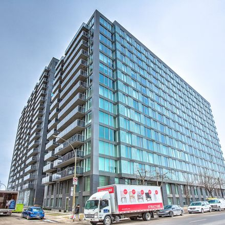Rent this 2 bed apartment on Place Alexis-Nihon in Montreal, QC H3H 2H2