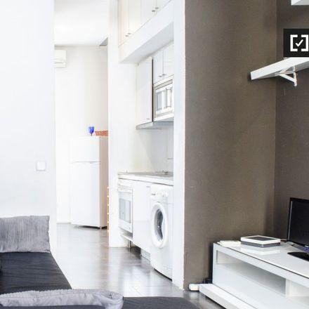 Rent this 1 bed apartment on Parquímetro in Calle de Don Felipe, 28001 Madrid