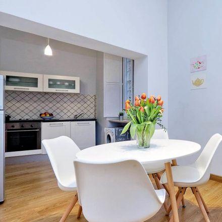 Rent this 1 bed apartment on The Good Burger in Via degli Avignonesi, 00187 Rome RM