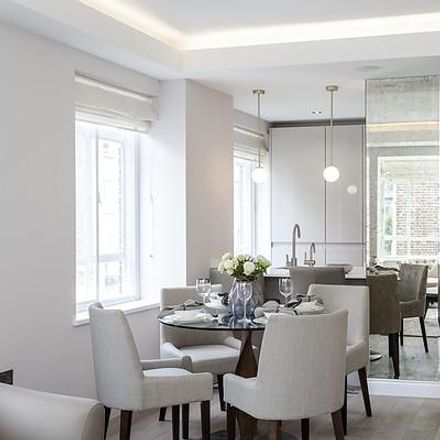 Rent this 2 bed apartment on Wesley Court in 53 Weymouth Street, London W1