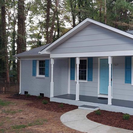 Rent this 3 bed house on 7609 Longstreet Drive in Raleigh, NC 27615