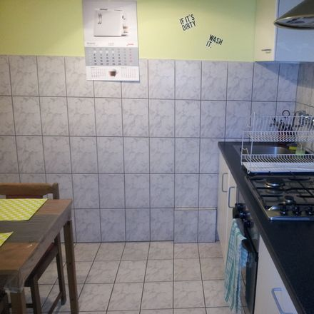 Rent this 3 bed room on Waleriana Łukasińskiego 50 in 50-436 Wrocław, Poland