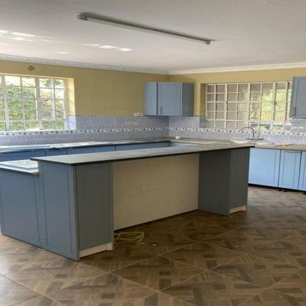Rent this 5 bed house on unnamed road in Kiambu County, 88255-00200