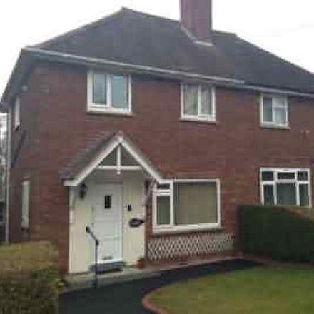 Rent this 2 bed house on Blackberry Lane in Birmingham B74, United Kingdom