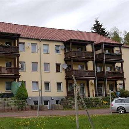 Rent this 3 bed apartment on Käthe-Kollwitz-Straße 26 in 99842 Ruhla, Germany