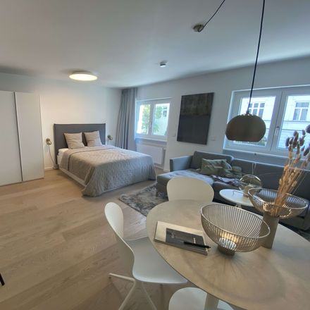 Rent this 1 bed apartment on Rupprechtstraße 7 in 80636 Munich, Germany