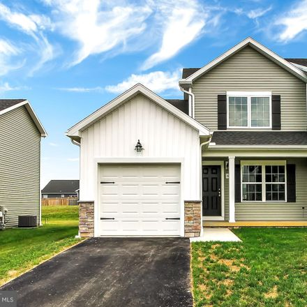 Rent this 3 bed townhouse on Maple Drive in Hanover Township, PA