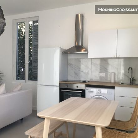 Rent this 1 bed apartment on 10 Rue de Montevideo in 13006 Marseille, France