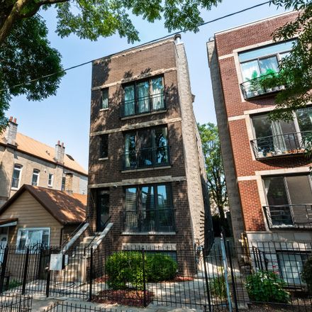 Rent this 2 bed condo on 2440 West Cortez Street in Chicago, IL 60622