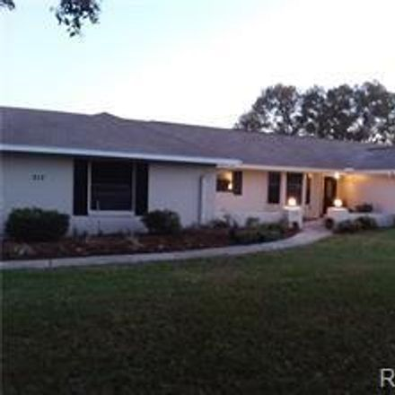 Rent this 2 bed house on E Dakota Ct in Hernando, FL