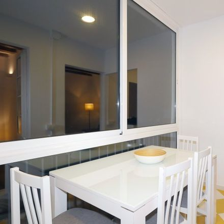 Rent this 3 bed apartment on Carrer de Terol in 11, 08012 Barcelona