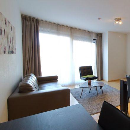 Rent this 2 bed apartment on Boulevard de Dixmude - Diksmuidelaan 7 in 1000 Brussels, Belgium