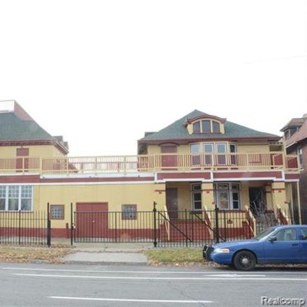 Rent this 1 bed house on 799 East Grand Boulevard in Detroit, MI 48207