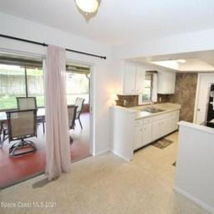 Rent this 3 bed house on 1821 Cadillac Circle South in Melbourne, FL 32935