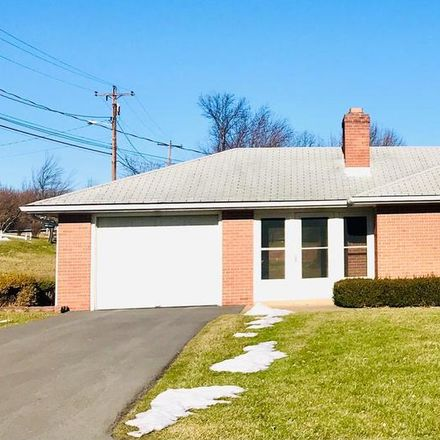 Rent this 3 bed house on 221 Clary Avenue in Frostburg, MD 21532