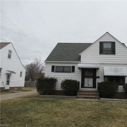 Rent this 3 bed house on 17 Flora Drive in Maple Heights, OH 44146