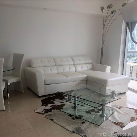 Rent this 1 bed condo on 465 Brickell Avenue in Miami, FL 33131