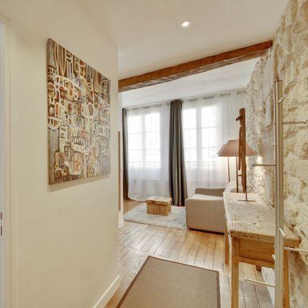 Rent this 1 bed apartment on 19 Rue Saint-Sauveur in 75002 Paris, France