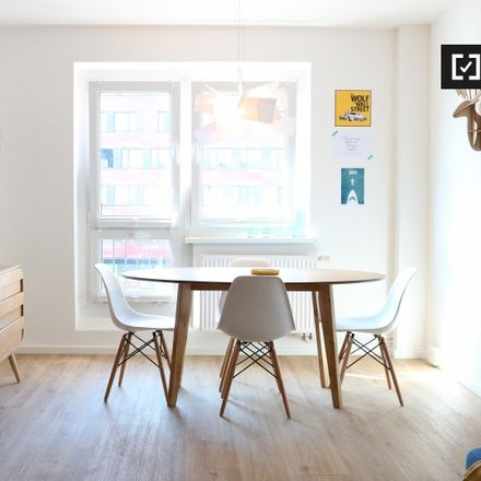 Rent this 2 bed apartment on Coca-Cola Erfrischungsgetränke AG in Stralauer Allee 4, 10245 Berlin