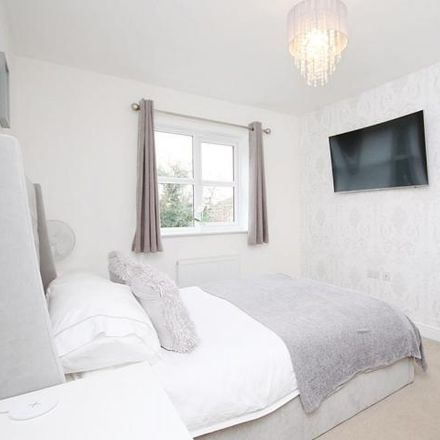 Rent this 3 bed house on Commisioner Square in Warrington WA1, United Kingdom