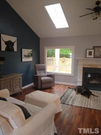 Rent this 3 bed house on 116 Bright Angel Drive in Cary, NC 27513