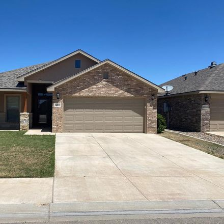 Rent this 3 bed apartment on 6106 Mile High Lane in Midland, TX 79706