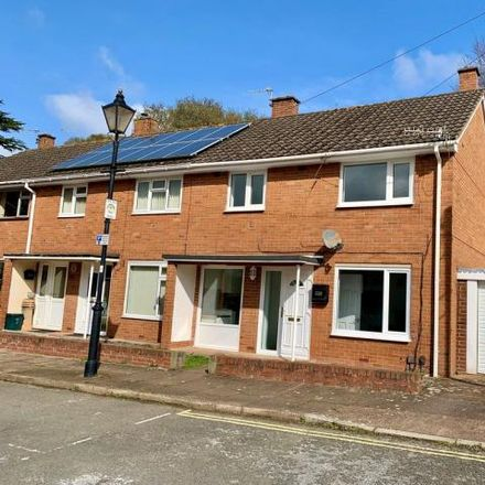Rent this 3 bed house on Weirfield Path in Exeter EX2 4BW, United Kingdom