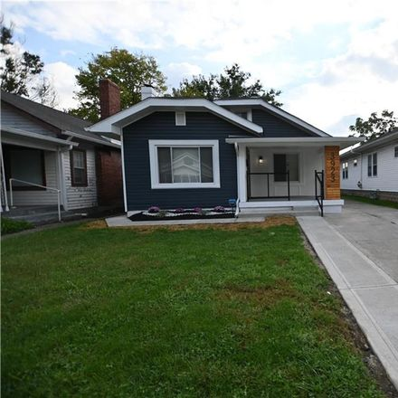 Rent this 3 bed house on 3923 North Kenwood Avenue in Indianapolis, IN 46208