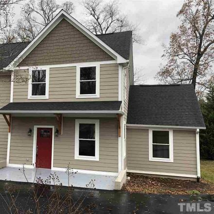 Rent this 4 bed house on 1893 Executive Lane in City of Roxboro, NC 27573