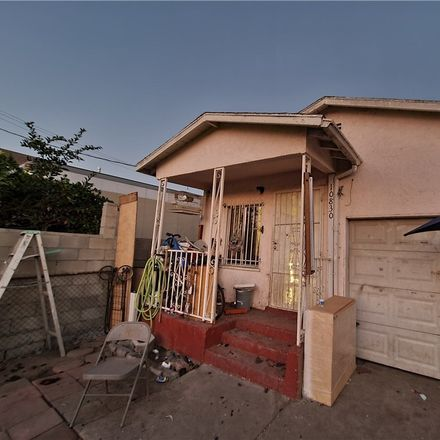 Rent this 2 bed house on 10830 Juniper Street in Los Angeles, CA 90059