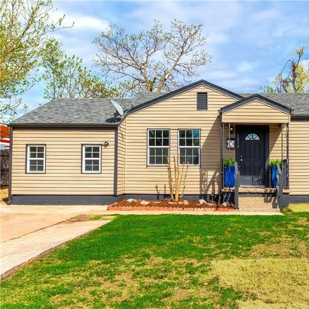 Rent this 3 bed house on 1213 Jet Drive in Midwest City, OK 73110